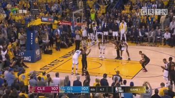 NBA承认G2最大争议是误判