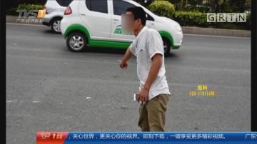 东莞厚街:父亲载女儿违规逆行 害死孩子