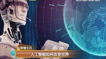 智慧生活:人工智能如何改变世界