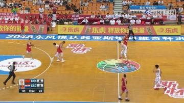 斯坦科维奇杯 中国(蓝队)vs克罗地亚