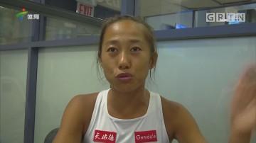首次晋级美网女双四强 张帅赛后表现得非常兴奋