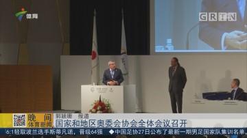 国家和地区奥委会协会全体会议召开