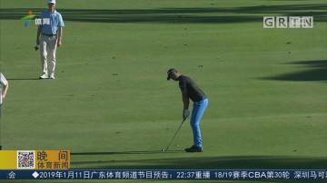 高尔夫夏威夷索尼公开赛 斯文森暂时领先
