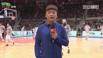记者联系:广东vs山西