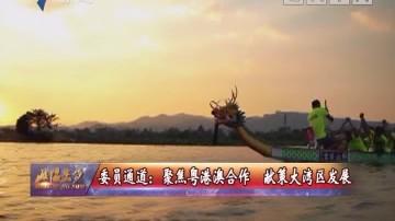 [2019-02-17]政协委员:委员通道:聚焦粤港澳合作 献策大湾区发展