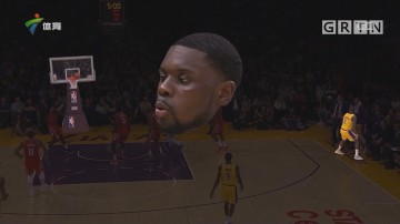 NBA五个搞笑镜头