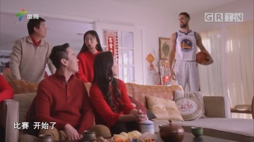NBA队员贺年祝福花絮