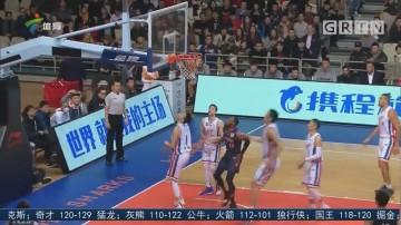 篮球评述员朱立宇点评