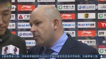 赛后双方教练采访