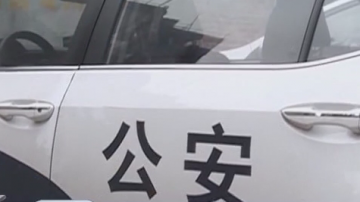 网传中山交警不系安全带 街坊质疑其执法不公