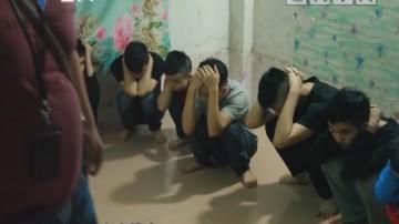 深圳:警?#34903;?#25331;出击 一周打掉23个诈骗窝点