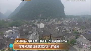 贺州打造黄姚古镇旅游文化产业园