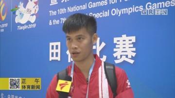 刘辅梁:特别的比赛 特别的金牌