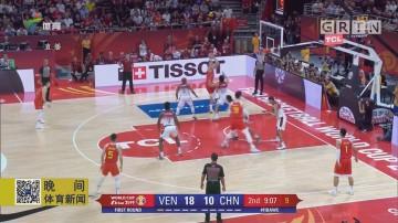 吴嘉骅评述中国篮联内线表现