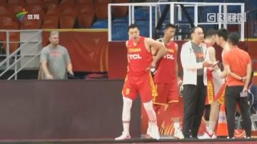 记者连线:中国队最新情况