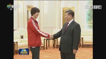 [HD][2019-10-01]正午体育新闻:习近平会见中国女排代表