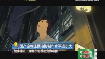 智享湾区:国产宠物主题电影制作水平进步大