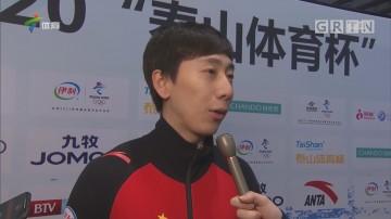 """短道速滑选拔赛 """"二韩""""夺男、女子1500米冠军"""