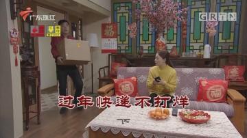 [HD][2020-01-25]外来媳妇本地郎:过年快递不打烊(下)