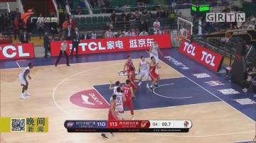 嘉宾点评:时代中国广州vs青岛国信双星