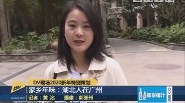 (DV现场)家乡年味:湖北人在广州