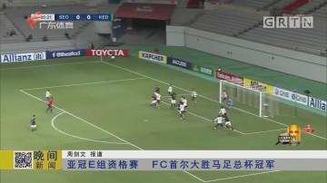 亚冠E组资格赛 FC首尔大胜马足总杯冠军