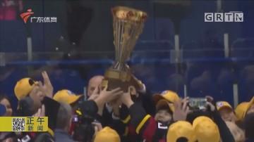 中国女冰创造历史 万科阳光首夺顶级女冰联赛冠军
