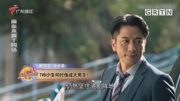 黄宗泽 吴卓羲:TVB小生何时炼成大男主?