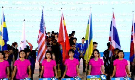 2016世界青年攀岩锦标赛开幕式.mp4