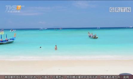 泰国普吉岛——皮皮岛
