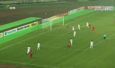 U23亚洲杯 越南晋级八强