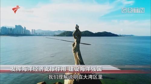 [HD][2019-07-04]你好 大湾区:发挥海洋经济支撑作用 建设海洋强国