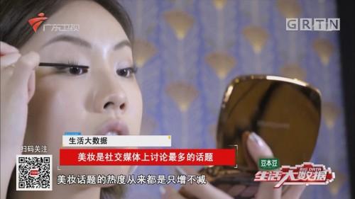 美妆是社交媒体上讨论最多的话题