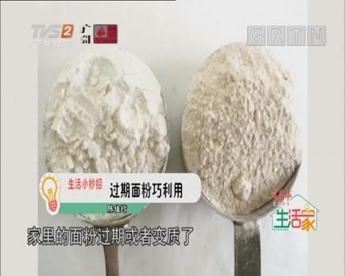 健康生活家:生活小妙招:过期面粉巧利用