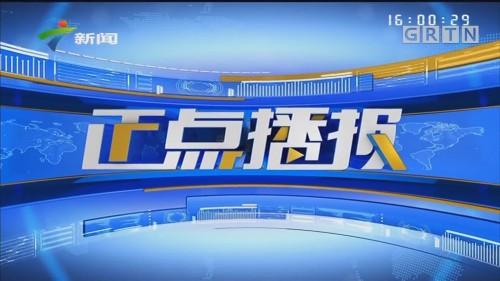 """[HD][2019-11-03]正点播报:""""食在广东""""佛山(顺德)美食文化周举行:文化周设大湾区美食、""""一带一路""""等五大展区"""