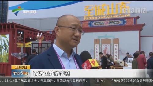 第二届进博会 首设非遗暨老字号展区 展现中国传统文化魅力