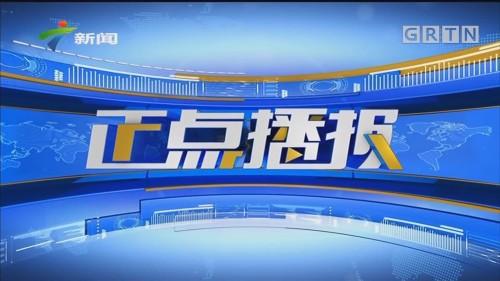 [HD][2019-11-09]正点播报:广州市中院宣判阿里3等人走私毒品案:三名外籍人士行李箱和鞋子藏毒 转机时被查获