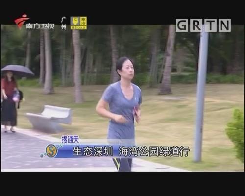 生態深圳 海灣公園綠道行