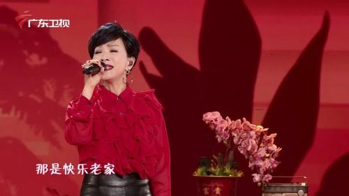 杨钰莹、陈明、李春波、高林生同台联唱《快乐老家》