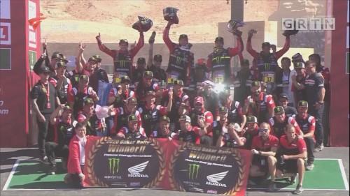 2020达喀尔拉力赛收官 赛恩斯夺汽车组冠军