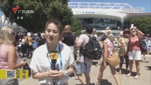 澳网现场记者直播