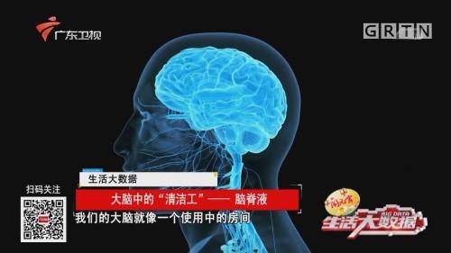 """大腦中的""""清潔工""""——腦脊液"""