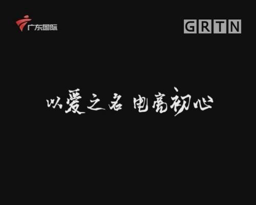 以爱之名 电亮初心(一)