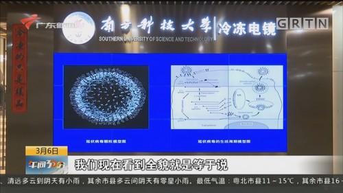深圳科研团队:首次观察到新冠病毒入侵宿主细胞的前夕状态