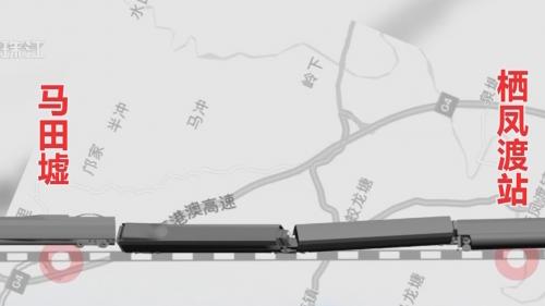 京广铁路郴州段线路塌方 致列车脱轨侧翻