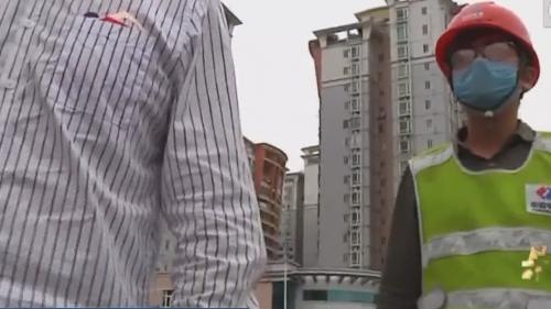 深圳:地铁施工爆破扰民 记者采访遭恐吓