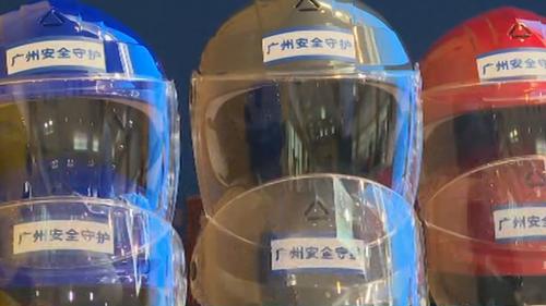 """廣州:正式啟動""""一盔一帶"""" 不戴頭盔6月1日開罰"""