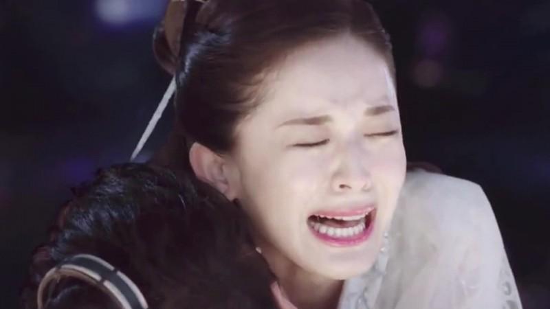 《择天记》花絮娜扎现场哭喊:你为什么不救他?