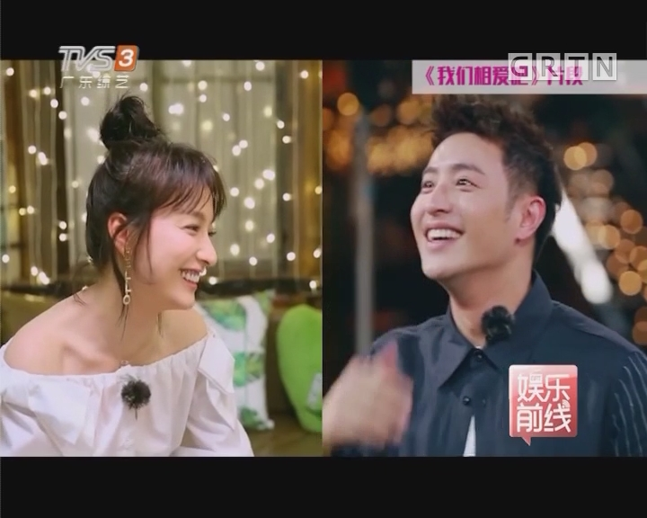 吴昕潘玮柏在节目外互动不断 他们真的谈恋爱了吗?