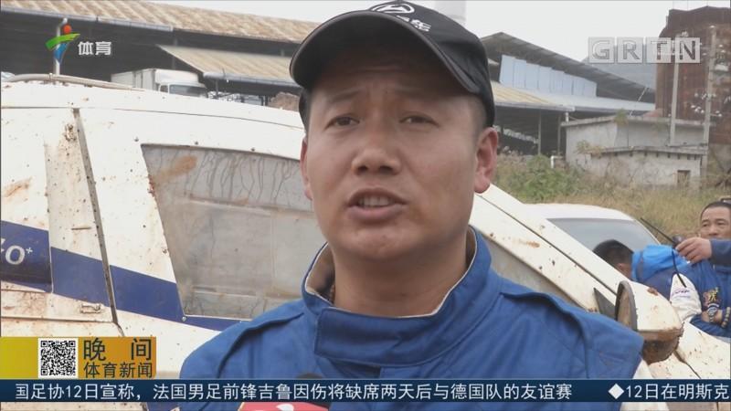 COC新田站汽油厂商组 北汽前三顾志坚第四